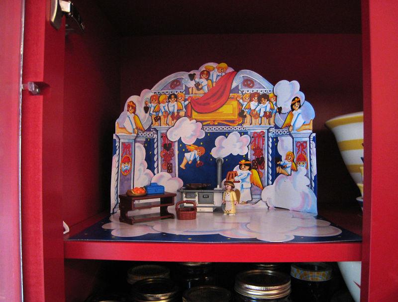 Playmobil bakery