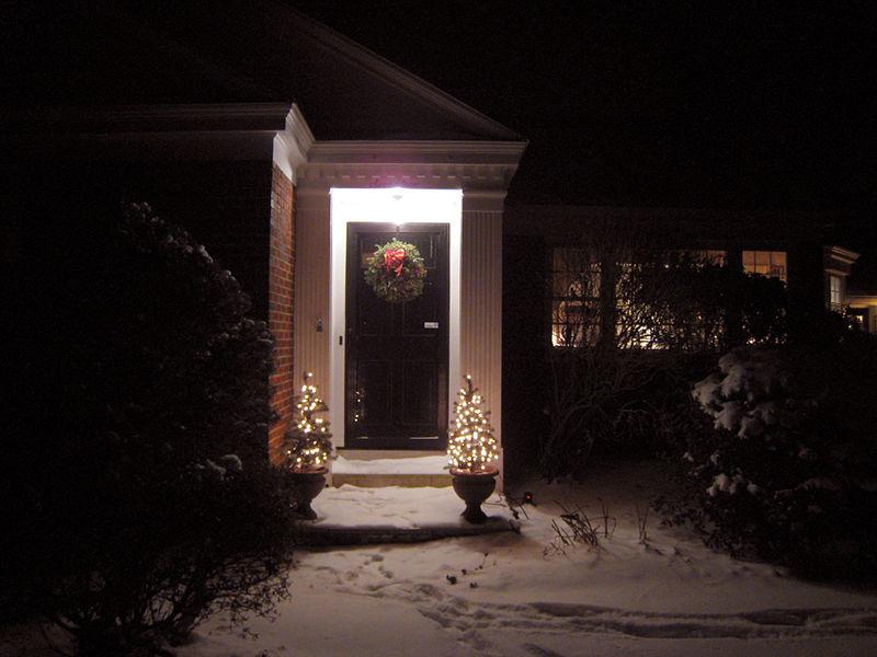 2008 xmas lights