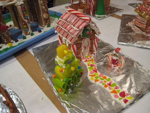 Xmas gingerbread house (18)