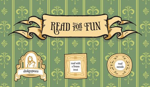 Read for fun 2010 complete