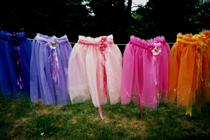 Princess skirts 2