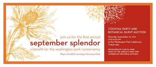 Sept splendor invite front