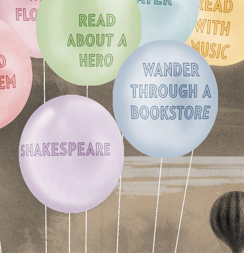 Wander bookstore