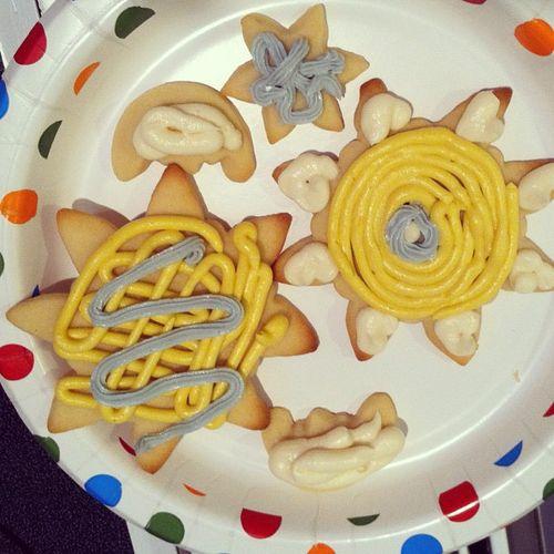 Countdown cookies 2013
