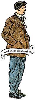 Stalwart lad