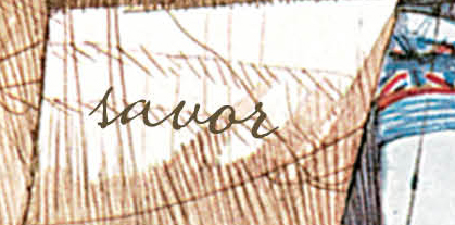 2015 savor
