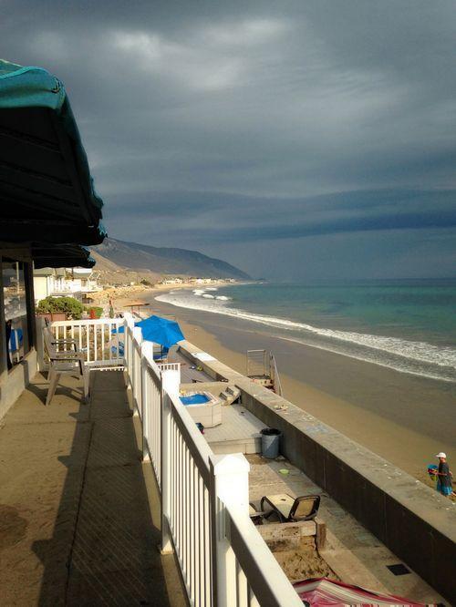 La beach 2