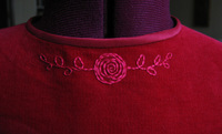 Rose_dress_embroidery